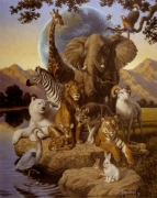 JH0104~Afrikanische-Tiere-Poster.jpg